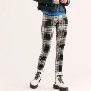 *BRAND NEW* Free People Carnaby Plaid Pants